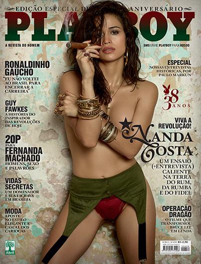 nanda costa pb Revista Playboy: Nanda Costa – Agosto de 2013