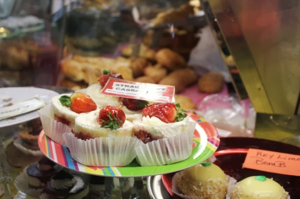 Bakery Shop Goodies #bake #dessert #sweets