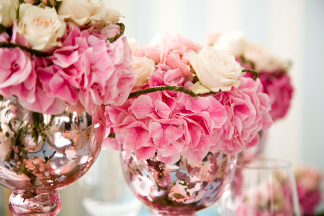 Wedding Trends} : Mercury Glass - Belle the Magazine . The Wedding ...