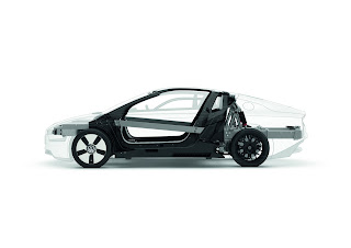 voiture du futur les secrets de la vw xl1 l 39 incroyable voiture qui consomme moins d 39 un litre. Black Bedroom Furniture Sets. Home Design Ideas