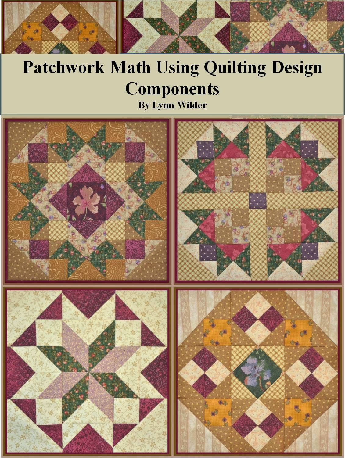http://www.inbetweenstitches.com/shop/Books/p/Patchwork-Math-Using-Quilting-Design-Components-x2501751.htm