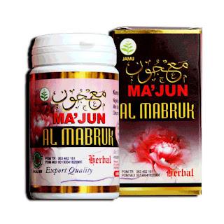 Ma'jun Al Mabruk Obat Herbal Untuk Wanita Telat Datang Bulan