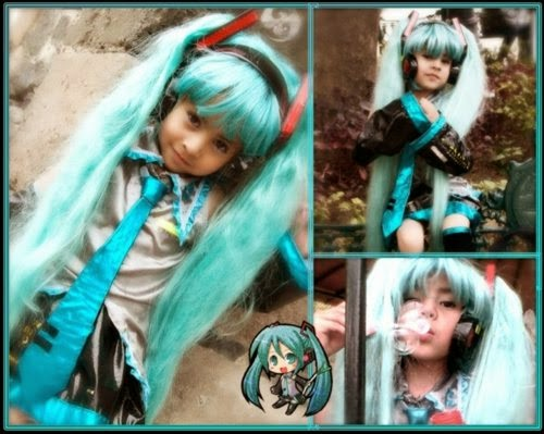 Cosplayer Hatsune Miku paling Kawaii