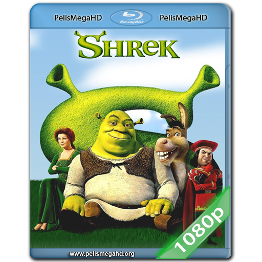 SHREK (2001) FULL 1080P HD MKV ESPAÑOL LATINO