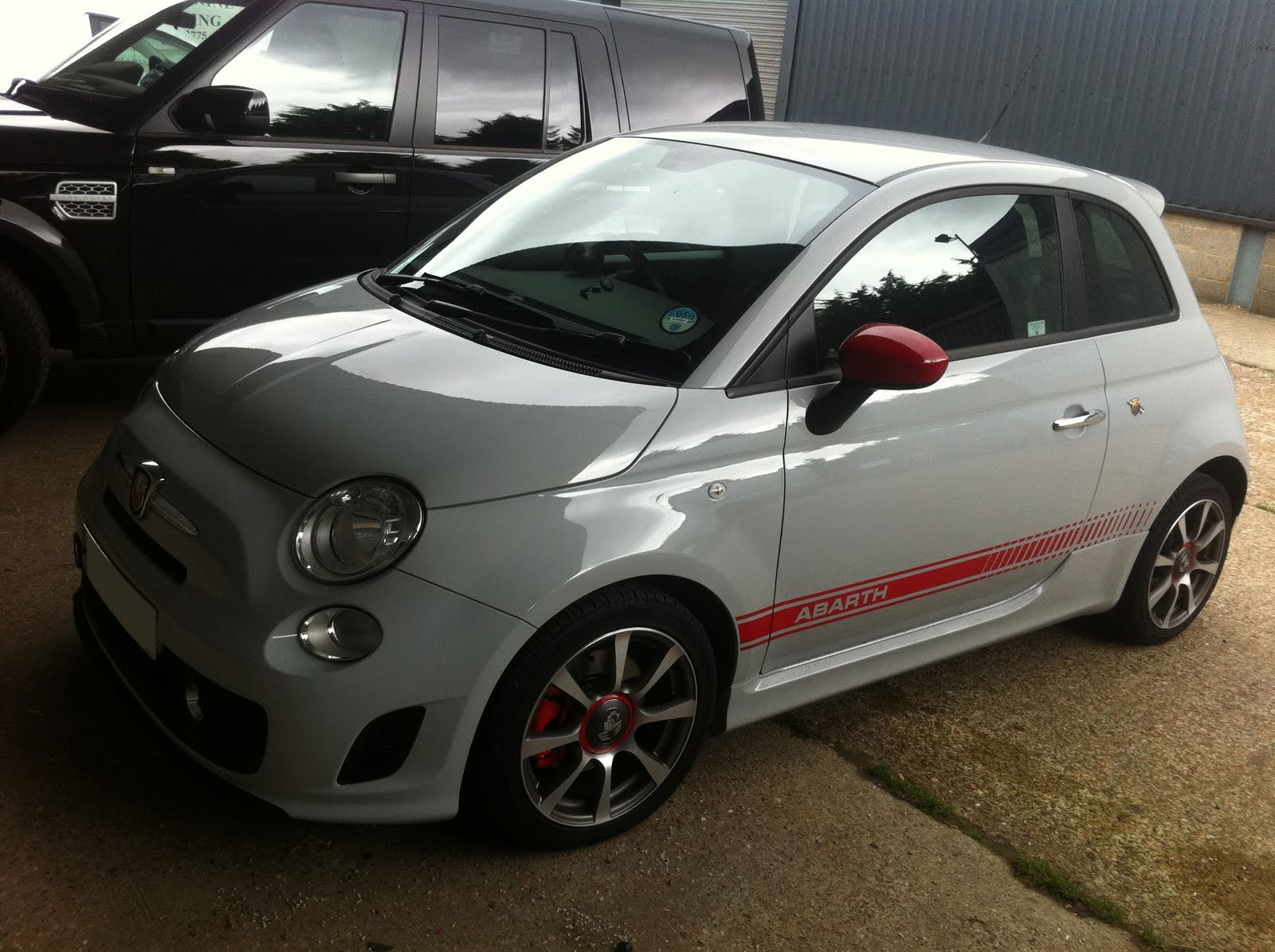 Image Gallery Remap Abarth 500