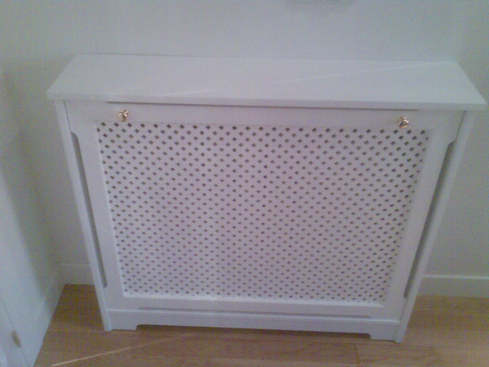 Muebles a medida modelos de curbre radiadores - Muebles para cubrir radiadores ...