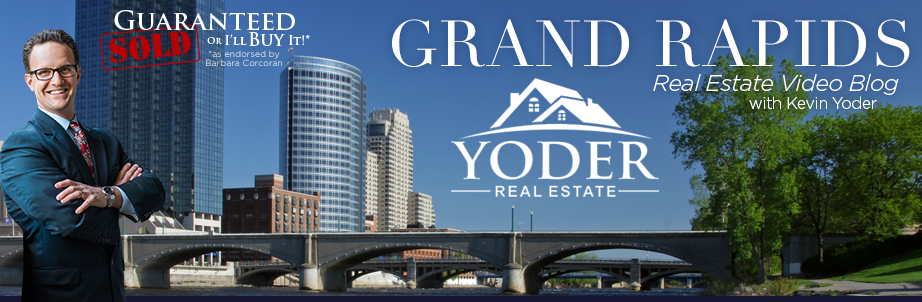 Grand Rapids Real Estate Video Blog with Kevin Yoder