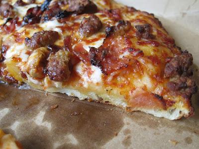 Review: Domino's - Handmade Pan Pizza | Brand Eating