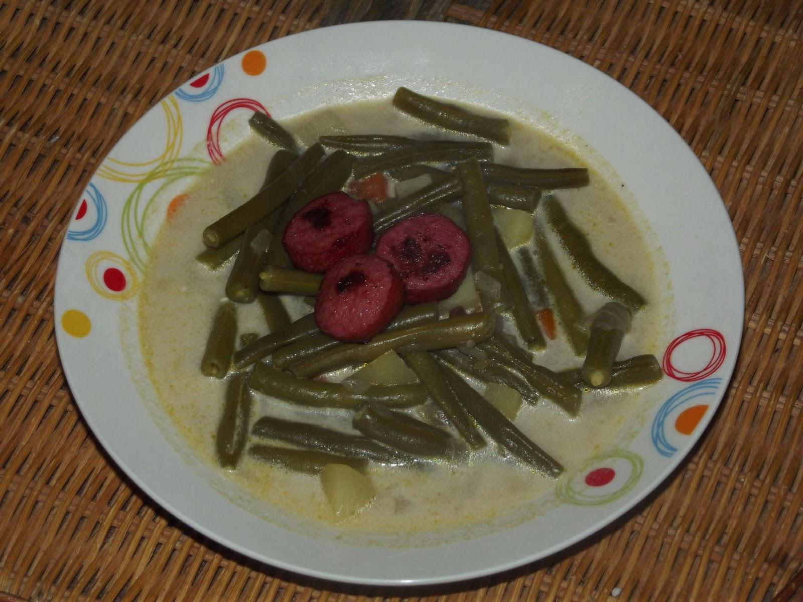 green bean soup bouneschlupp global table adventure green bean soup ...