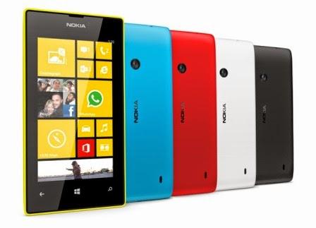 Harga Microsoft Lumia 435