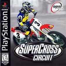 Torrent Super Compactado SuperCross Circuit PS1