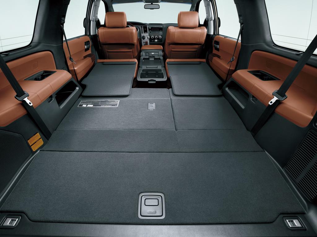 2016 Toyota Sienna Interior Seat Redesign 2017 2018