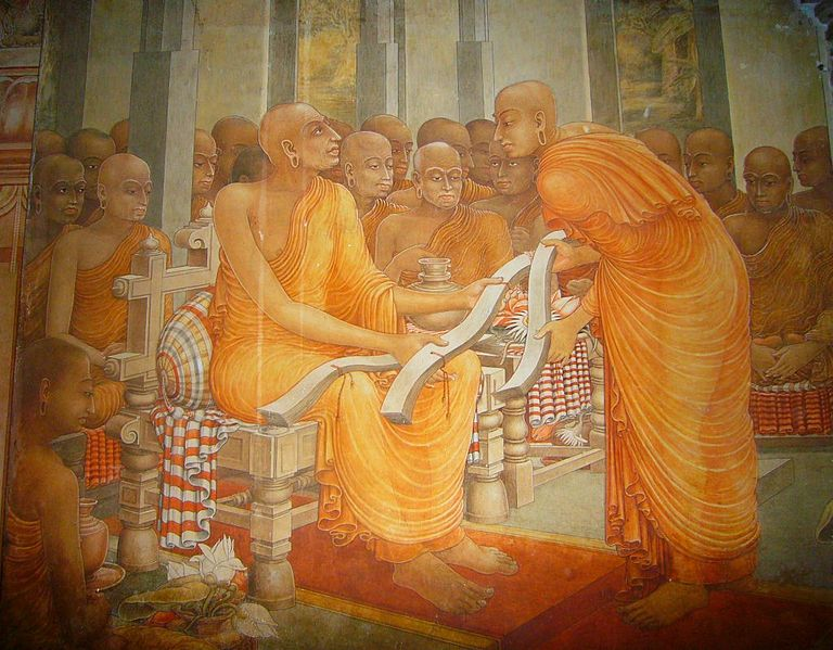 a discussion on the teachings of buddha The buddha's teaching stand on its own as an excellent little handbook of the buddha's teachings, useful for study, reflection, and meditation.