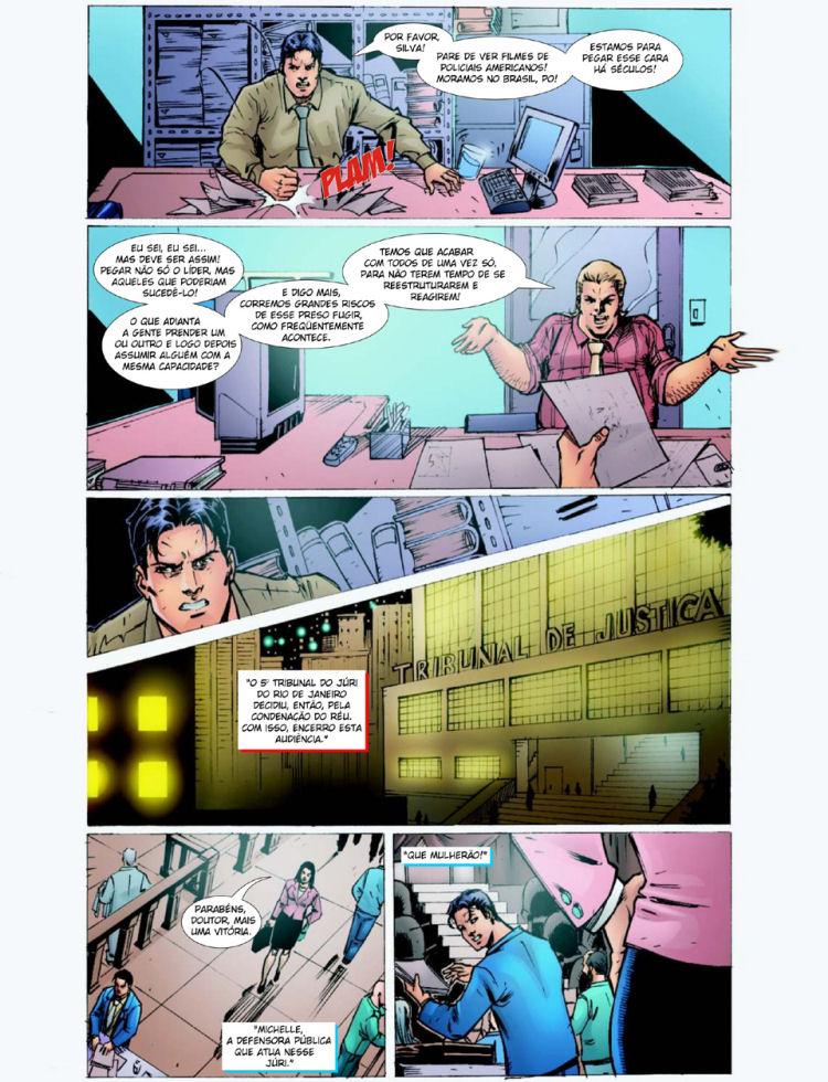 Guardião Noturno - Pagina 8