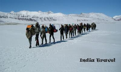 India Travel - Trekking in Ladakh
