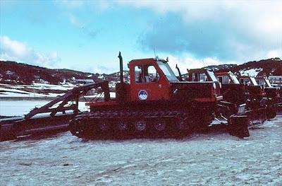 Australian alpine oversnow equipment thiokol lmc