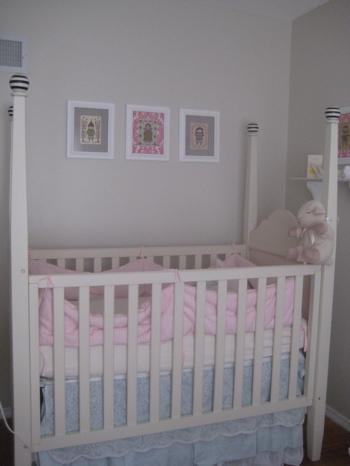 Non Girly Crib Bedding