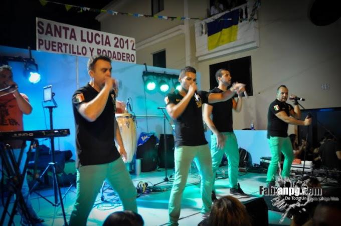 Verbena, Fiestas en Honor a Santa Lucía, El Puertillo