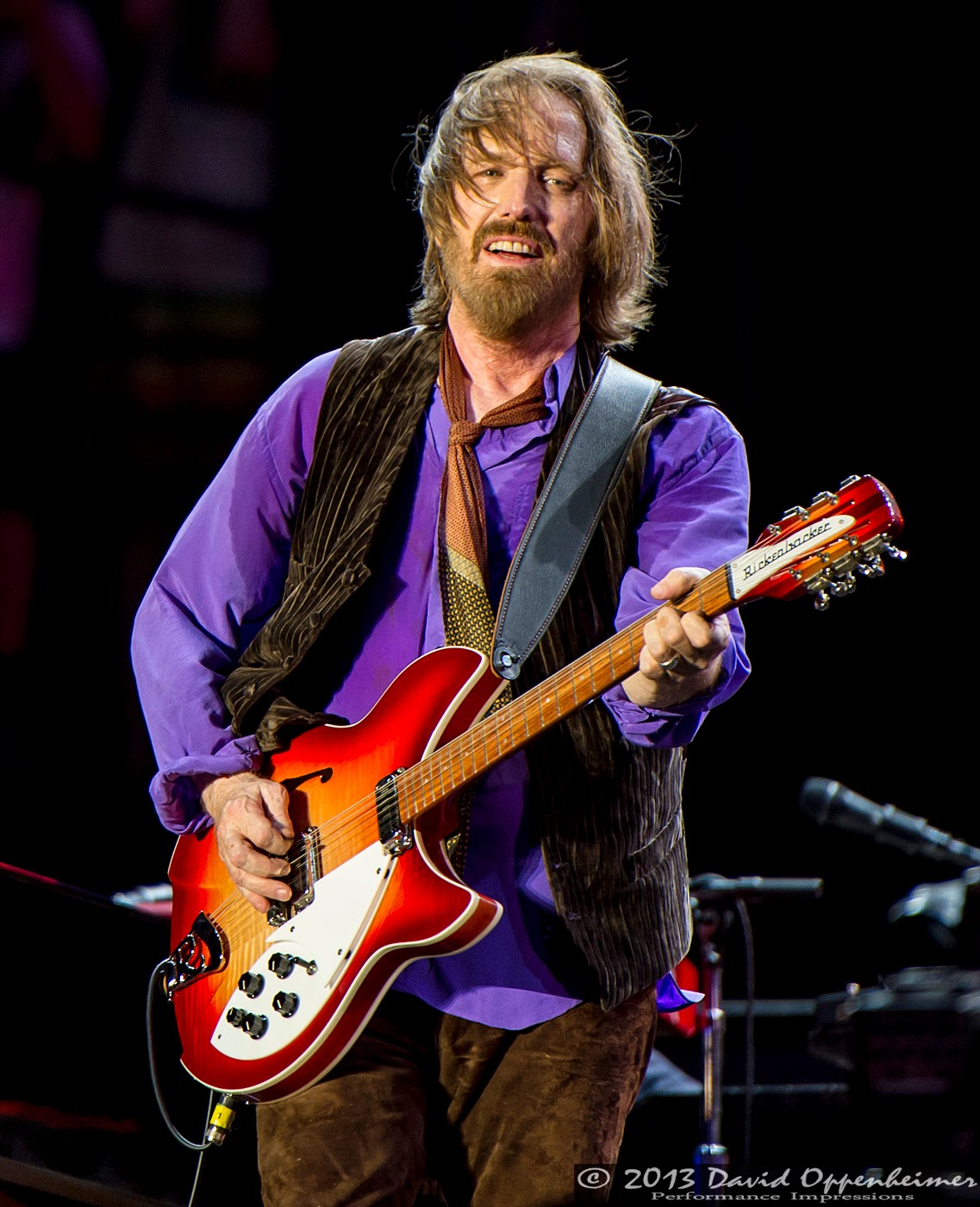 Tom petty and the heartbreakers headline the hangout concert photos