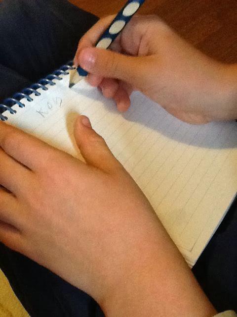stabilo easygraph pencil