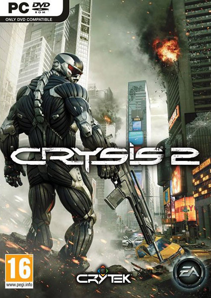 Crysis 2 (Leaked Version!!!)