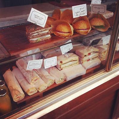 tel aviv | sandwiches