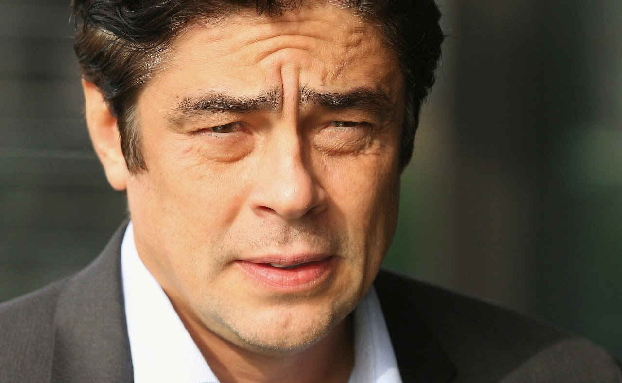 Benicio del Toro, segundo Premio Donostia de San Sebastián 2014. MÁS CINE. Making Of. Noticias