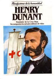 Jean Henri Dunant.