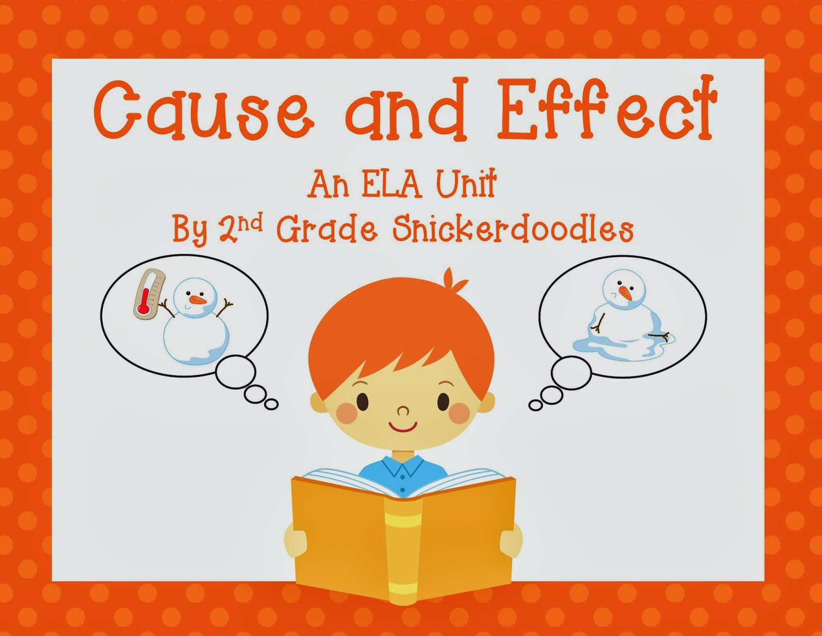 2nd grade snickerdoodles cause and effect anchor chart mentor and reading comprehension activities you can check it out by clicking here scroll down to grab a copy of a sample page from this unit