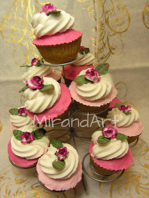 Mirandart decoratie bonbons cupcakes for Decoratie cupcakes