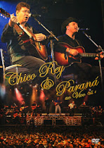DVD Chico Rey e Paraná - Ao Vivo Vol. 01