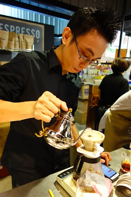 Malaysia Barista Championship at Publika on March 30 and 31th 2013
