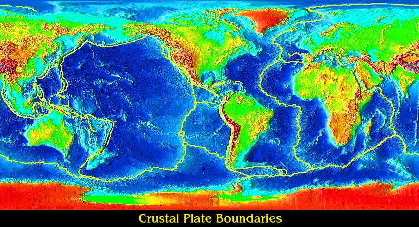 Three Boundaries Plate Tectonics Plate Tectonics Have Three