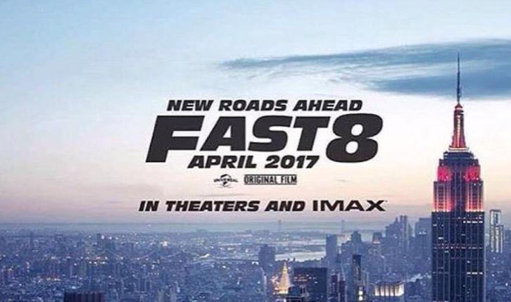 MOVIES: Fast 8 - News Roundup