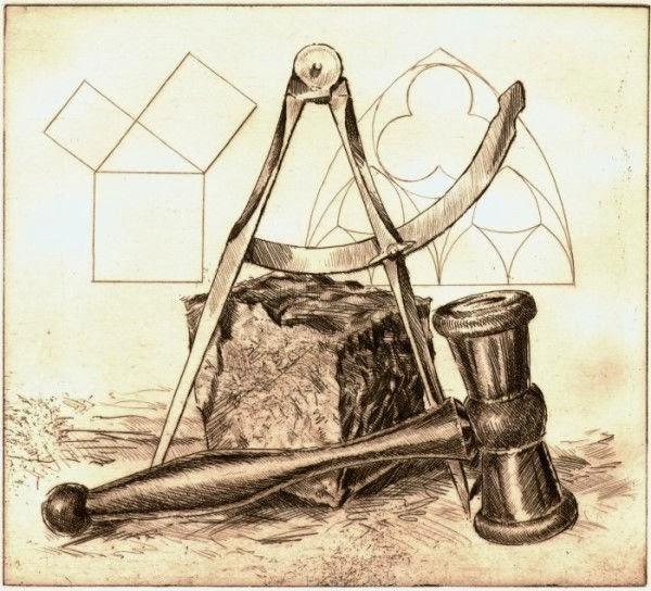 masonería operativa principios del siglo XX