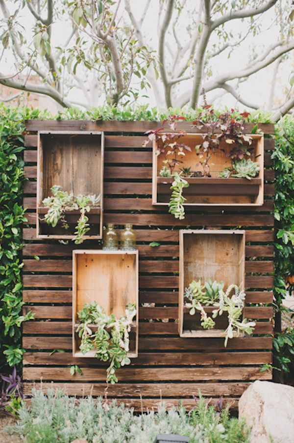 35 Ways To Use Rustic Wood Pallets In Your Wedding Do It