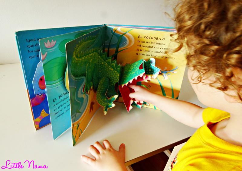 Hoy leemos el cocodrilo inteligente cuento infantil