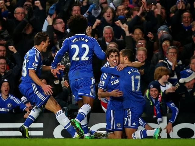 Chelsea Fc 2013 14