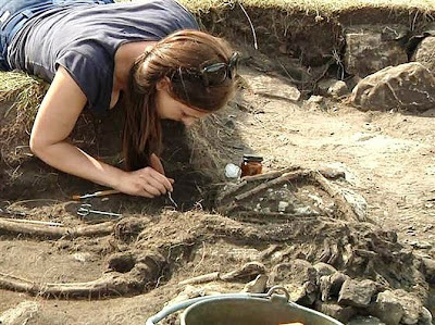 1,500 year old massacre found in Sweden