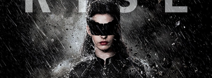 Catwoman dark knight rises facebook cover