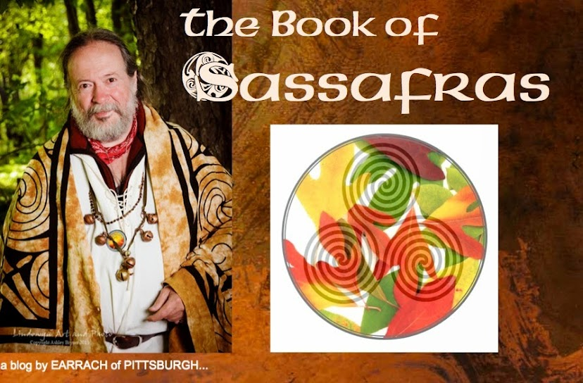 The Book of Sassafras