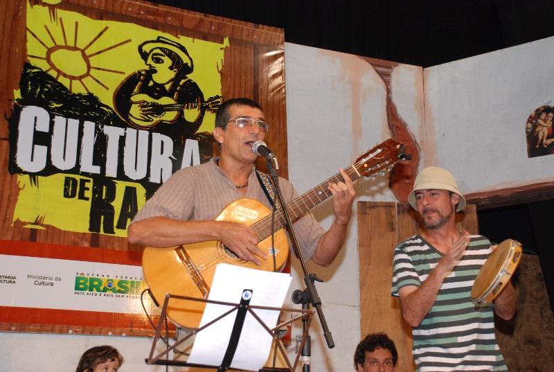 Wagner Tadeu e Ayrton Rebello