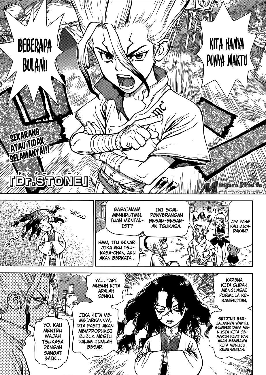 Dr. Stone Chapter 52-1