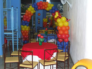 Be Happy Buffet - Buffet Infantil BH