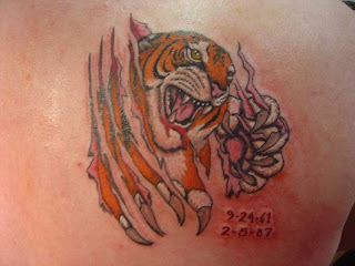 Tiger Tattoo Designs – Great Tiger Tattoo Symbol And Ideas For Men