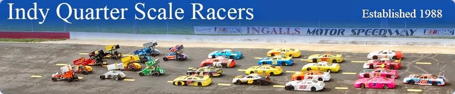 Indy Quarter Scale Racers