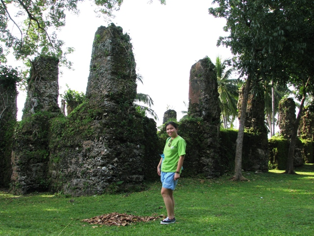 Guiob Church Ruins Camiguin Island, CAMIGUIN ISLAND ATTRACTIONS