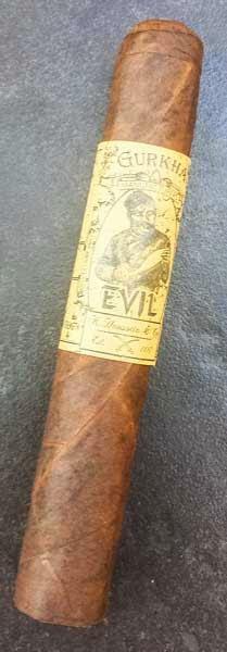 Gurkha Evil Robusto Cigar