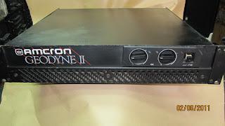 Công suất AMCRON-GEODYNE II - HOANG AUDIO
