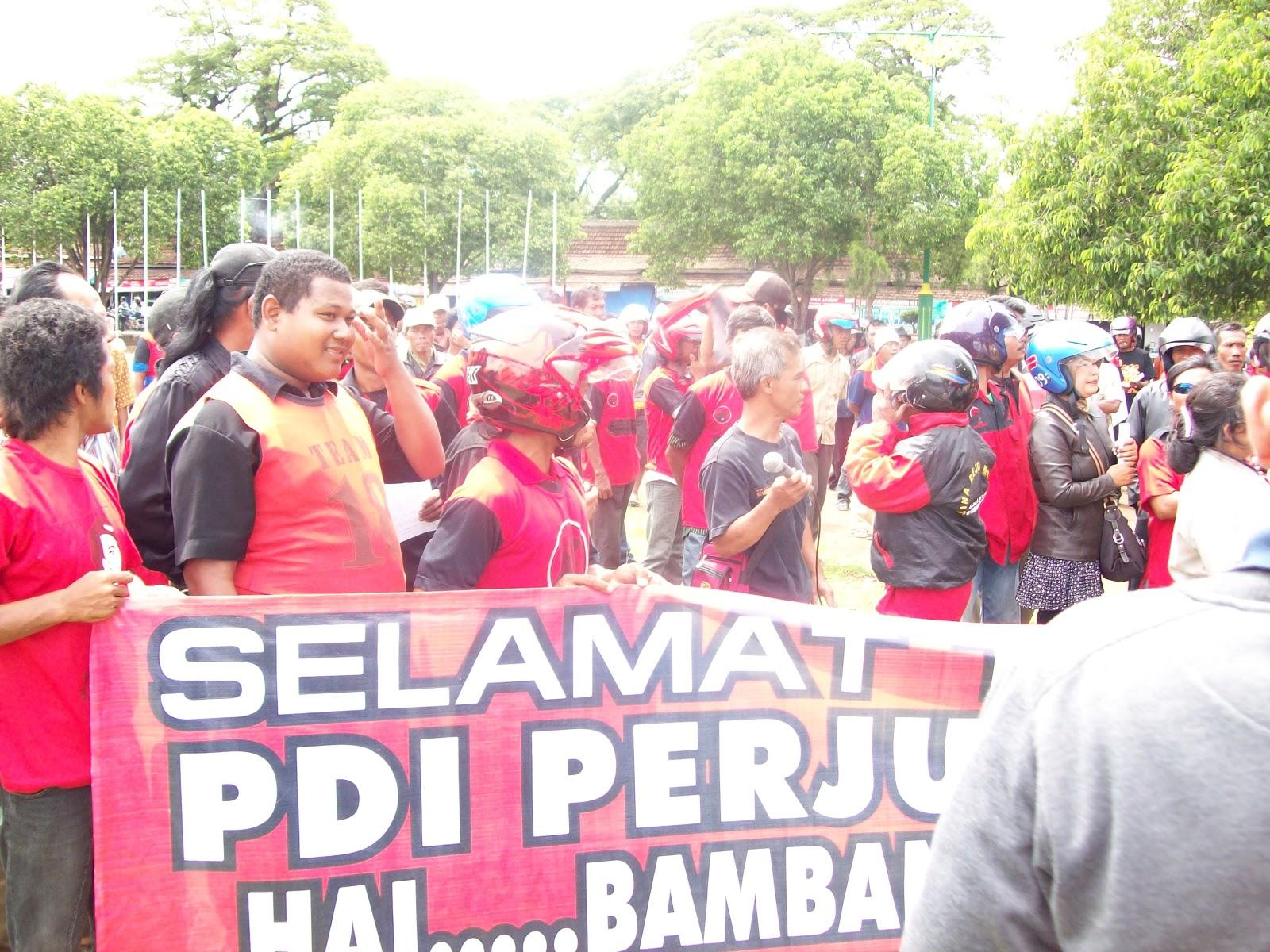 Anggota PDI Perjuangan